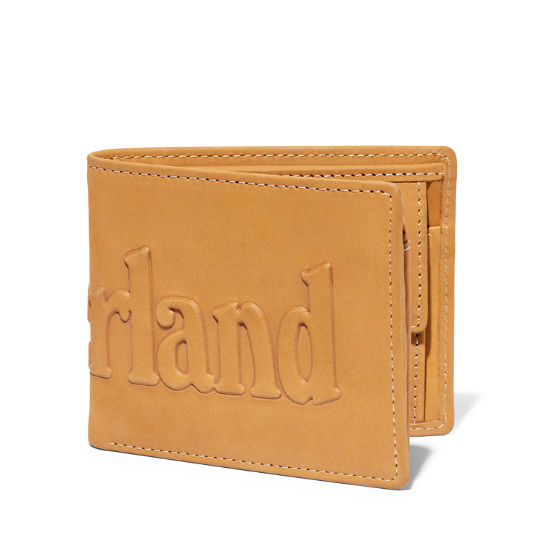 Red Bank Timberland® Wallet for Men in Yellow | Timberland