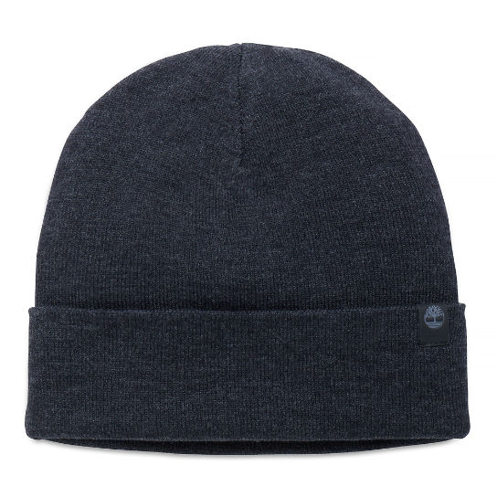 Heather Beanie Hat Homme charbon | Timberland