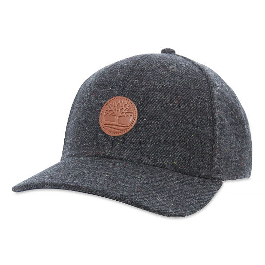 Tweed Baseball Cap Houtskool Heren | Timberland