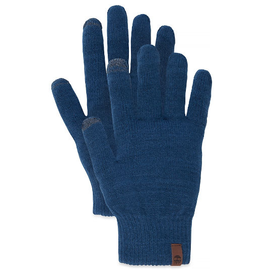 Magic Knitted Gloves indigo | Timberland