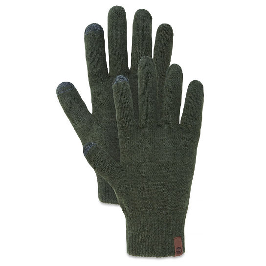 Magic Knitted Gloves Grün | Timberland