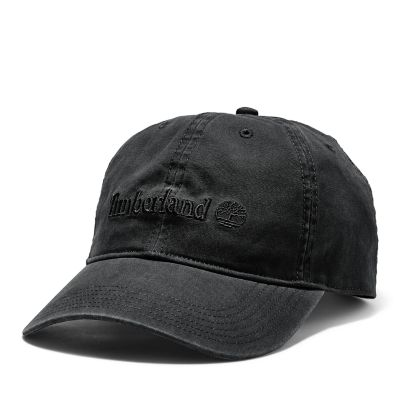 Canvas+Baseball+Cap+for+Men+in+Black 505c3583880e