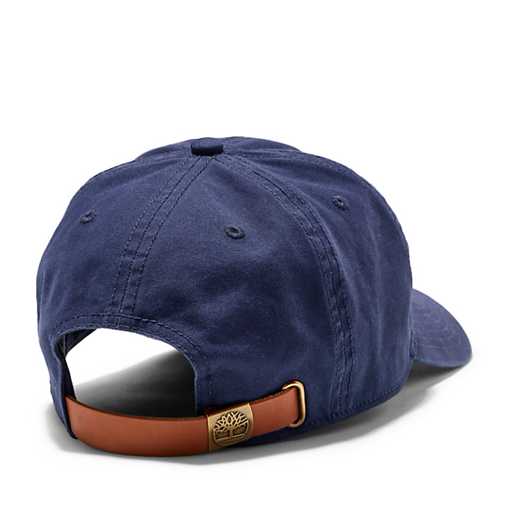 Southport Beach Baseball Cap for Men in Navy-