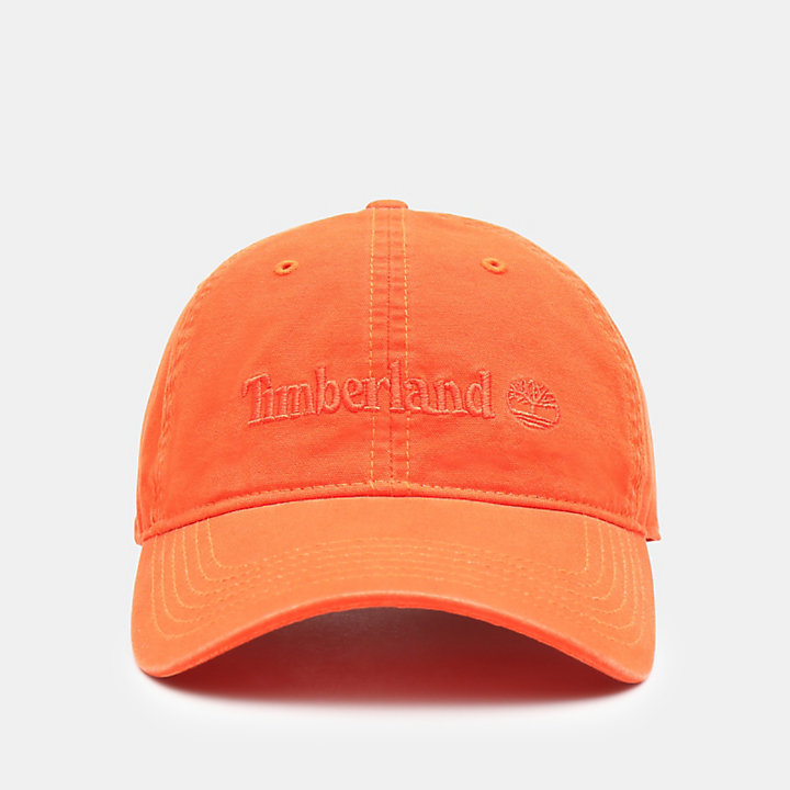 Casquette de base-ball Southport Beach pour homme en orange-