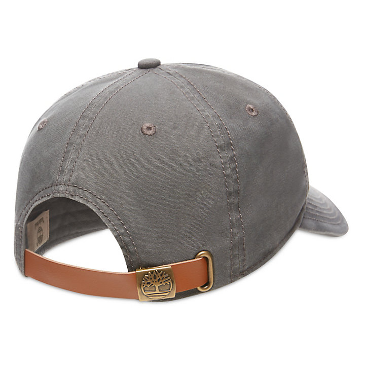 Southport Beach Baseball Cap for Men in Grey-