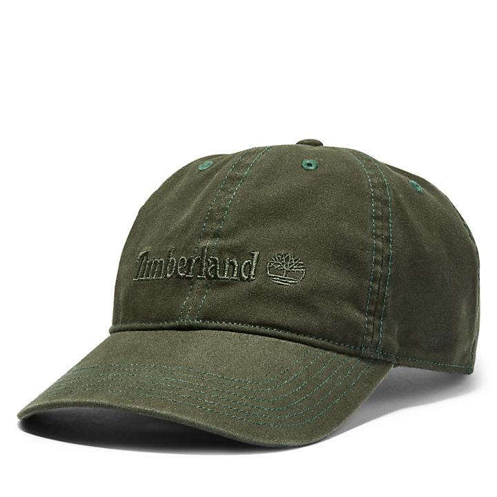 Gorra de Béisbol Southport Beach para Hombre en verde oscuro-
