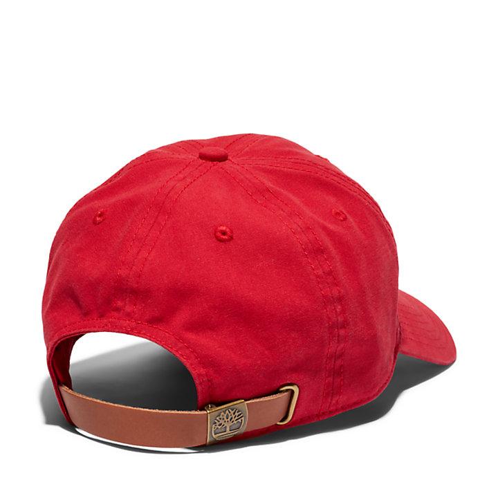 Gorra de Béisbol Southport Beach para Hombre en rojo-