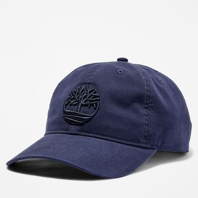 Soundview+Cotton+Canvas+Cap+for+Men+in+Navy
