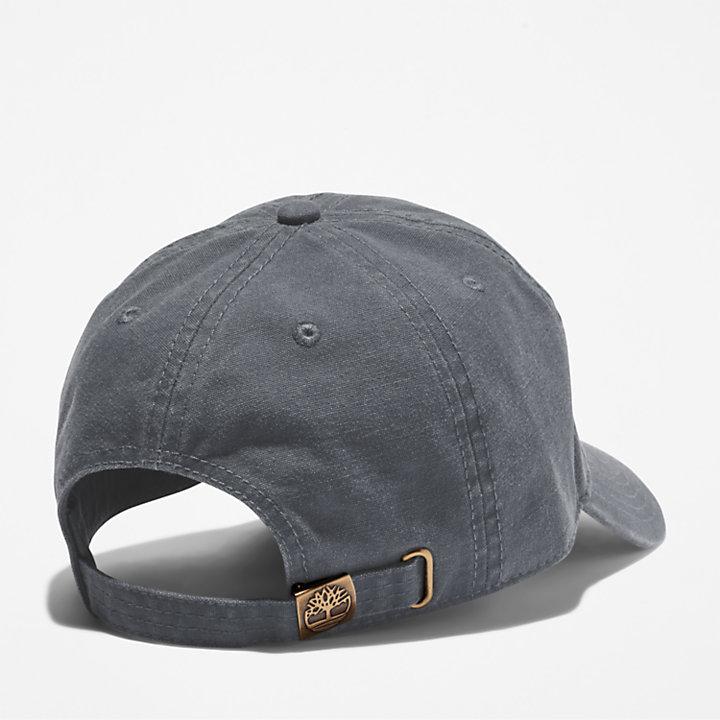 Gorra de Lona de Algodón Soundview para Hombre en gris-