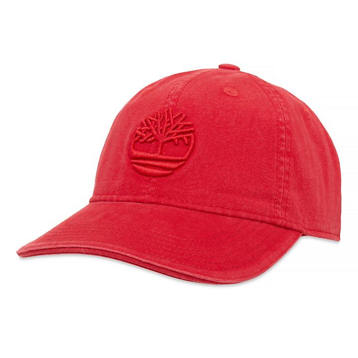 Baseball Cap Heren Rood-