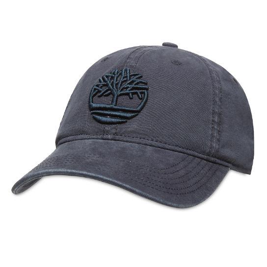 Gorra de Béisbol de Algodón para Hombre en Azul Marino  61d79e55e34