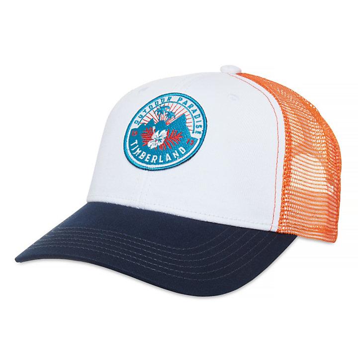 Trucker Hat Hombre Blanco-