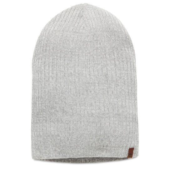 Knitted Beanie Hombre Gris | Timberland