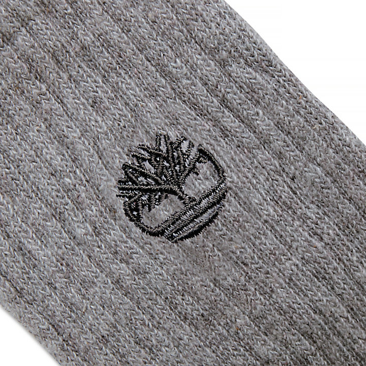 Sagamore Beach Socken im Dreierpack für Herren in Grau-