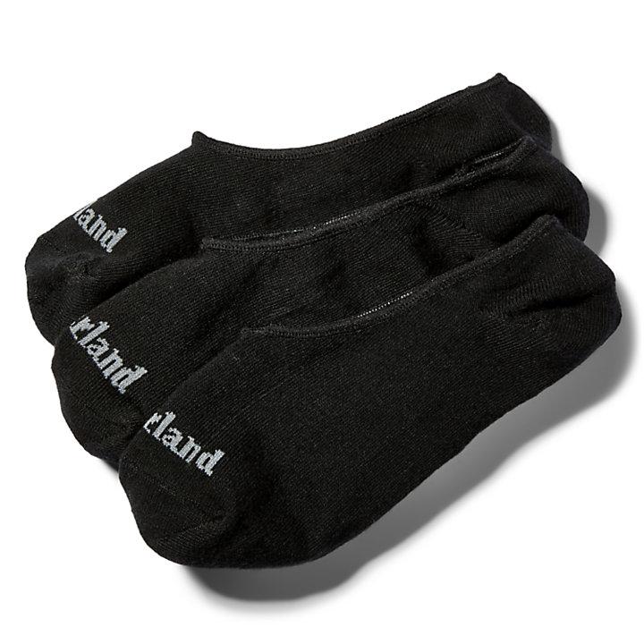 3 paires de socquettes Sagamore Beach pour homme en noir-