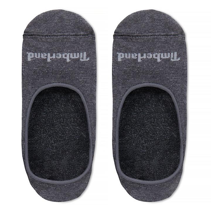 Sagamore Beach Drie Paar Sneakersokken voor Heren in Grijs-