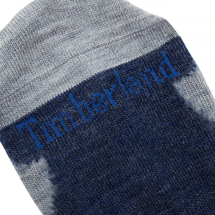 Wool Rich Socks for Men in Navy-