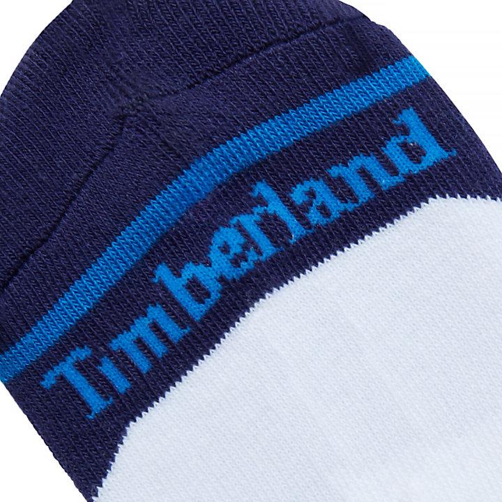 Crew Socks 3 paires Homme Blanc-