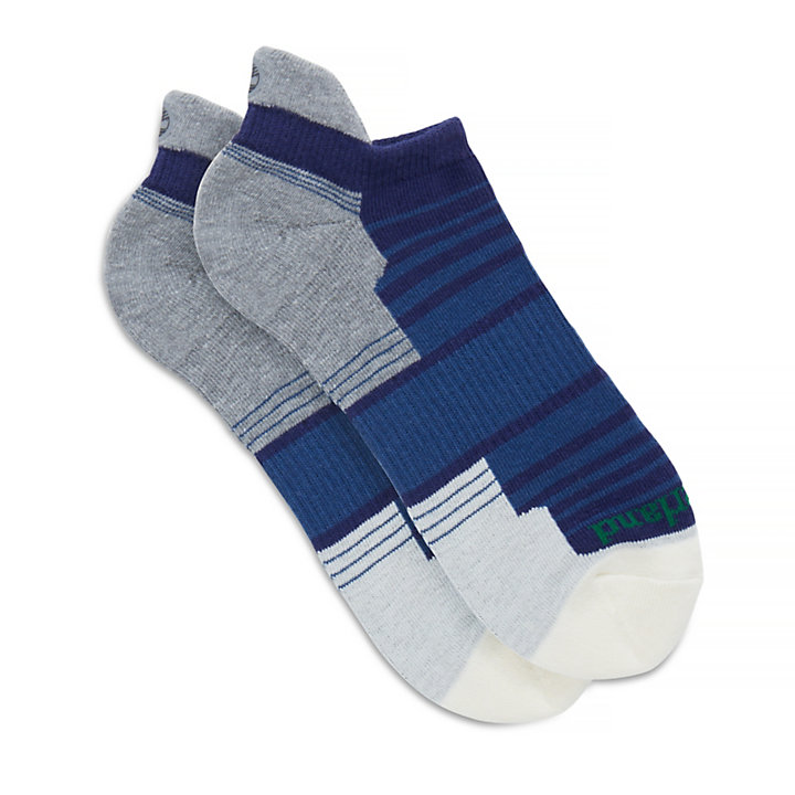 Men's Shoe Liners 3 Pairs White-