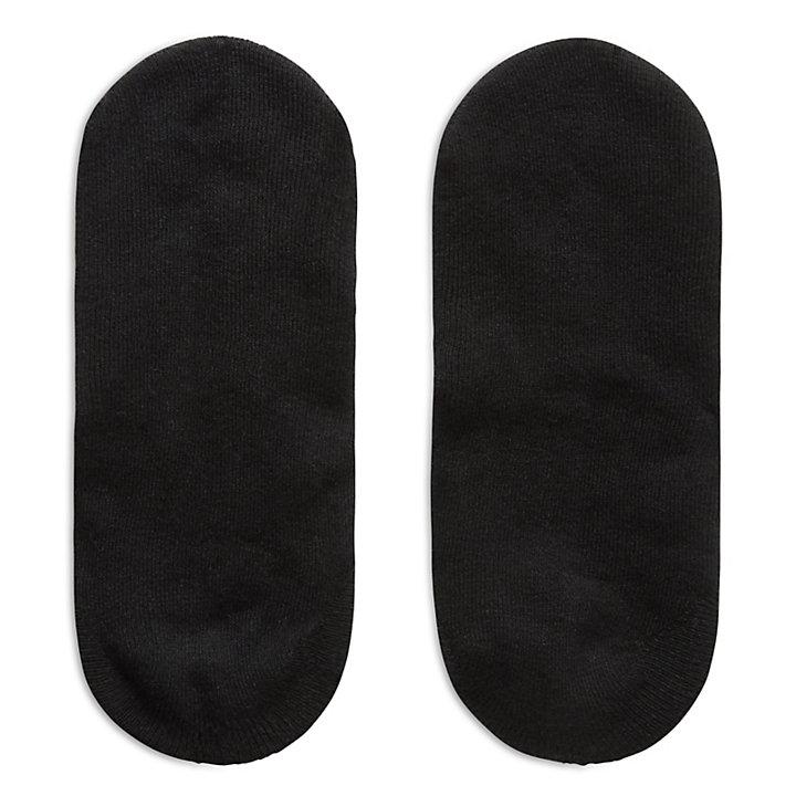 2 paar Inlegzolen voor Heren in Zwart-