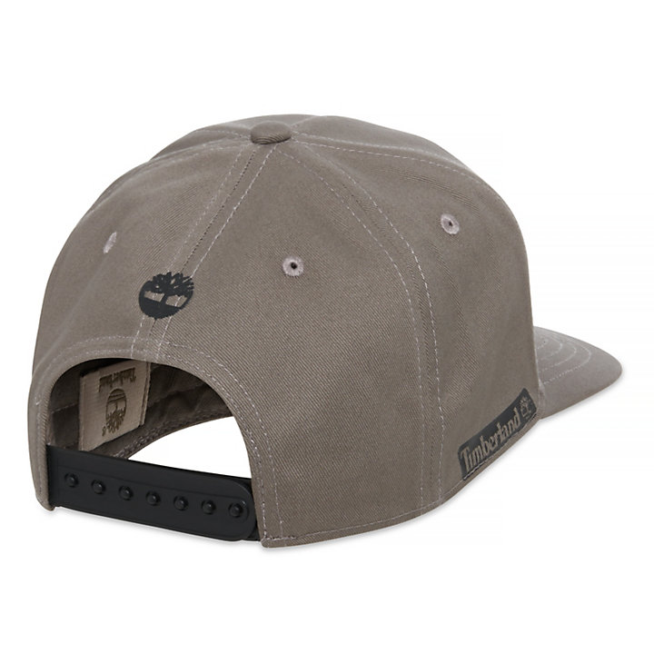 Camouflage Baseball Cap Homme Gris clair-