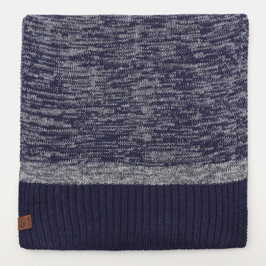 Marled Scarf for Men in Blue | Timberland