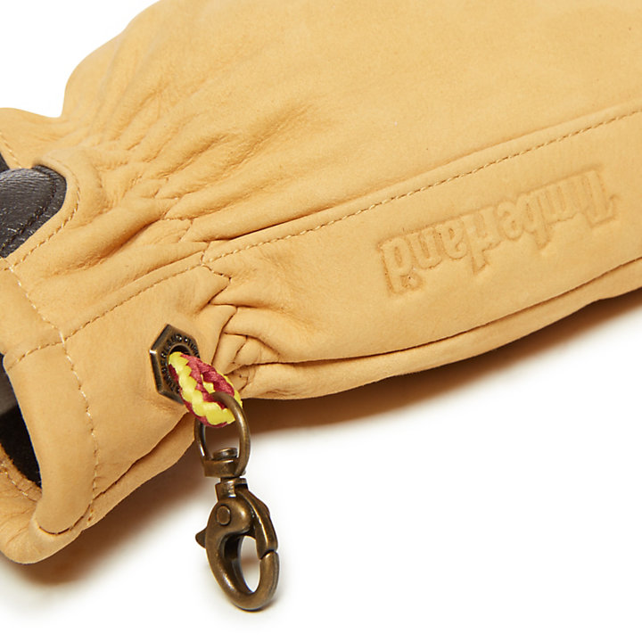 Seabrook Beach Boot Gloves for Men in Yellow-