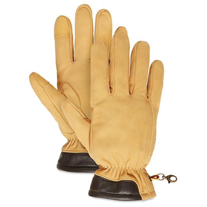 Seabrook Beach Boot Handschoenen voor Heren in Geel-