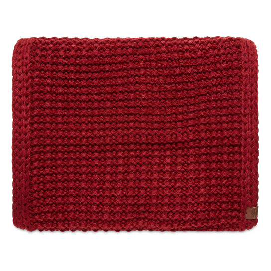 Reversible Loop Scarf for Women in Red | Timberland