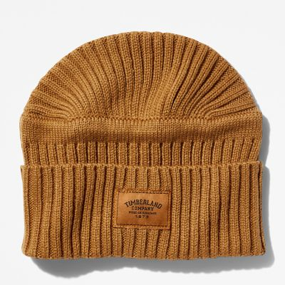 Gulf+Beach+Ribbed+Beanie+for+Men+in+Yellow