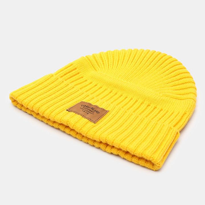 Gorro de Canalé Gulf Beach para Hombre en amarillo-