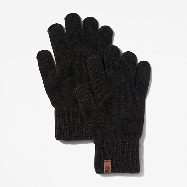 Magic Gloves for Women in Black-