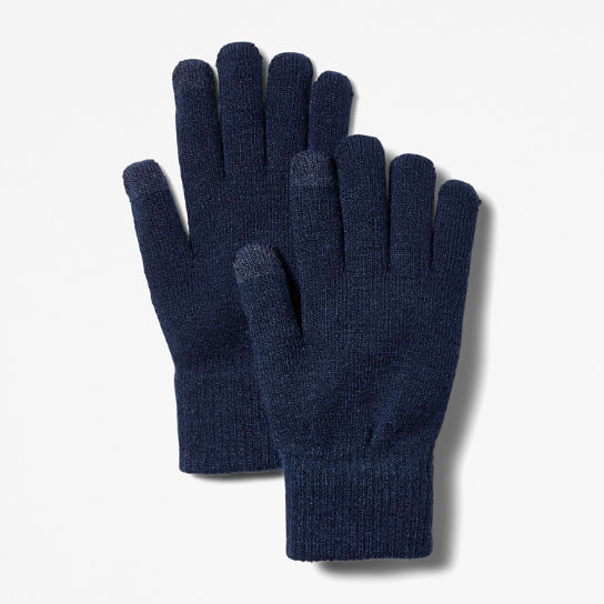 Magic Gloves for Women in Blue | Timberland
