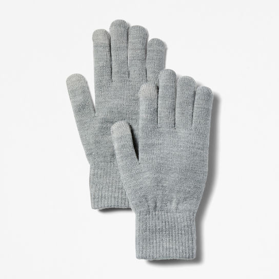 Magic Gloves for Women in Light Grey | Timberland