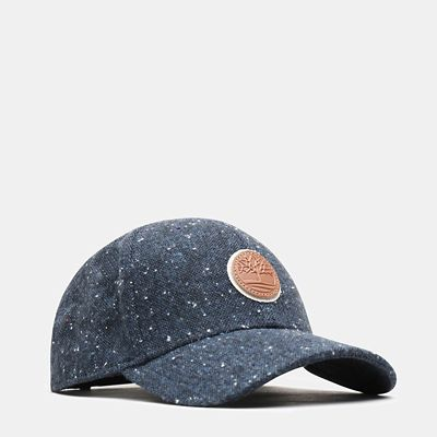 Tree+Logo+Baseball+Hat+for+Men+in+Navy