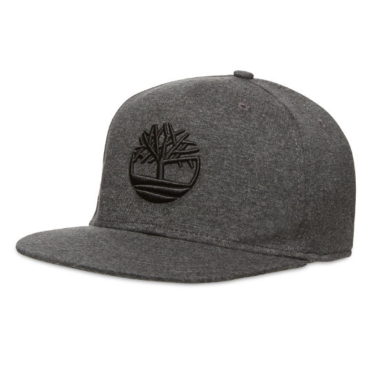 Fitted Baseball Cap for Men in Dark Grey | Timberland