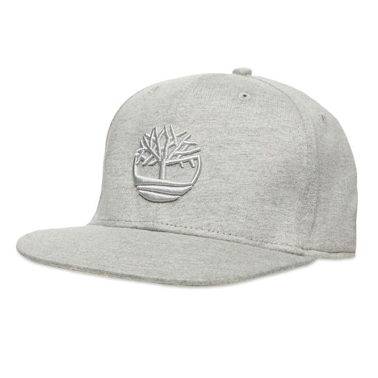 Fitted Baseball Cap for Men in Light Grey | Timberland