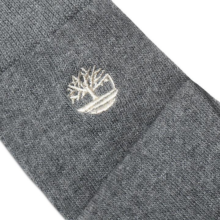 Dreierpack Farbblock Socken für Herren in Schwarz-
