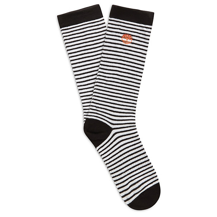 6 Pairs Crew Socks for Men in Multicoloured-