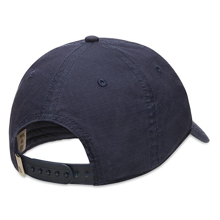 Gorra de Algodón para Hombre en Marino-