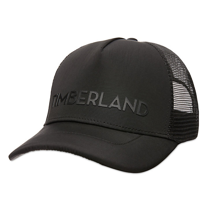 Outdoor Baseball Cap for Men in Black-