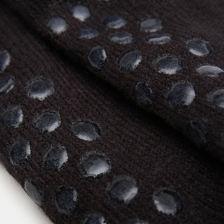 One Pair Gifting Cabin Socks for Men in Black-