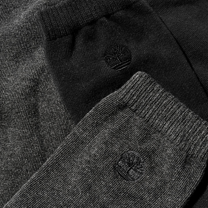 Calcetines Altos para Hombre en gris-