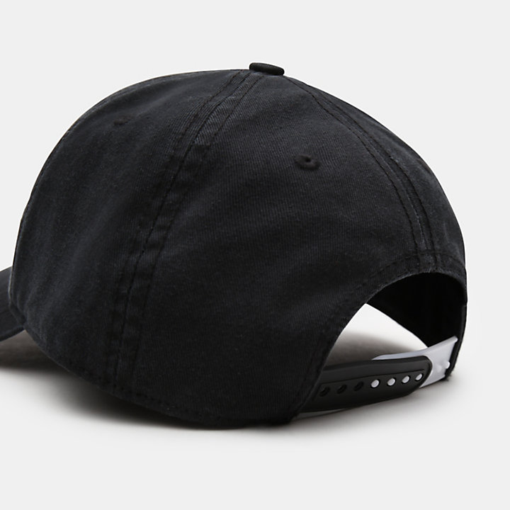 Baseball Cap for Men in Black-