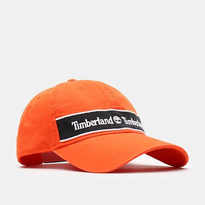 Baseballcap+f%C3%BCr+Herren+in+Orange