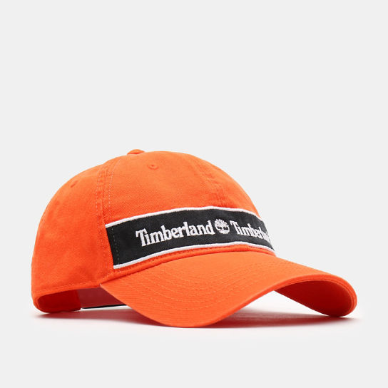 Baseball Cap for Men in Orange | Timberland