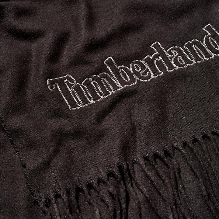 Sciarpa da Uomo in Confezione Regalo in colore nero-