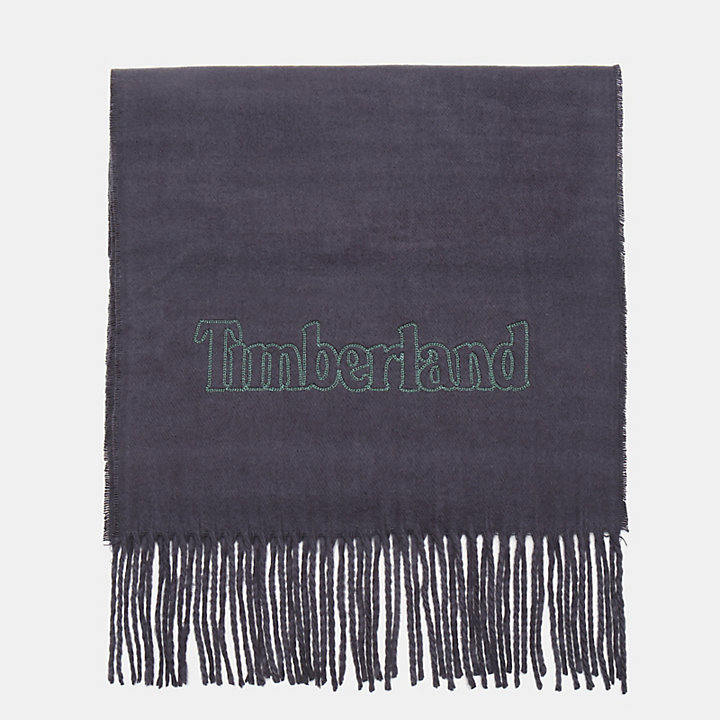 Scarf Gift Box for Men in Navy-