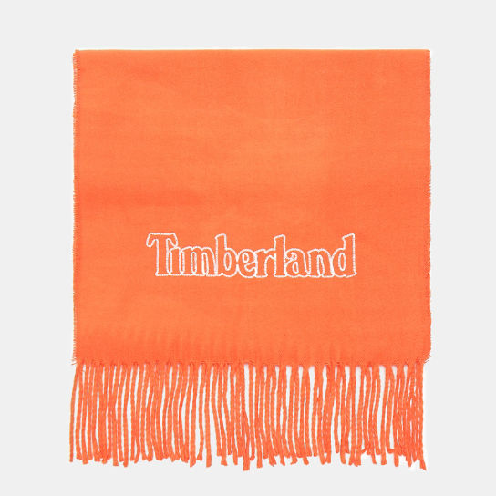 Scarf Gift Box for Men in Orange | Timberland