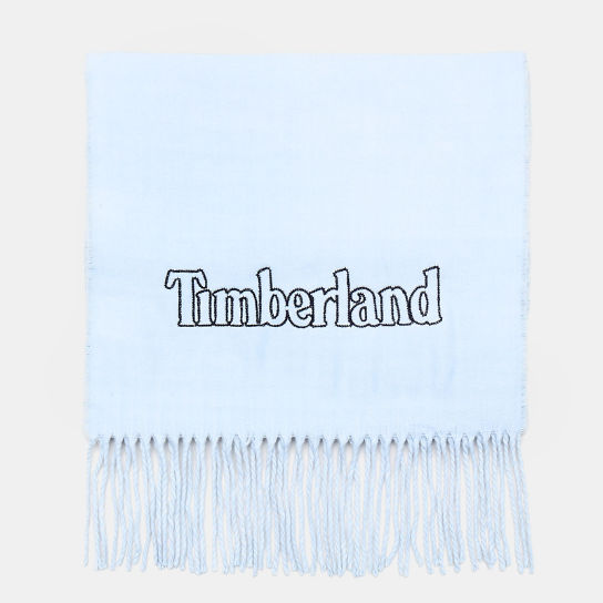 Scarf Gift Box for Men in Light Blue | Timberland
